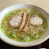 中華そば 弥太郎 - 料理写真:2016年 8月 弥太郎 塩ラーメン