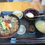 日本橋 墨之栄 - 本日の漬け丼 1000円+TAX