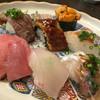 すし処 福寿 - 料理写真:にぎり盛り合わせ〜 その1