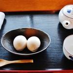 祇園きなな - 『できたて きなな』(600円)!!出来たての『きな粉』のアイスが2個~♪(^o^)丿