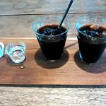 cafe ねこぱん - アイスコーヒー(ランチとセットで200円)