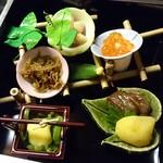 錦 - 桜宿膳 上段