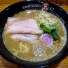 ラーメン人生 JET600 - 料理写真:鶏煮込みそば(750円)