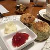 紅茶専門店 ディコヤ - 料理写真:スコーンセット 1,150円