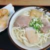 くになか食堂 - 料理写真:宮古そば(てんぷら2個付き) 500円
