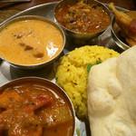 印度料理シタール