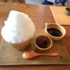 wad omotenashi cafe - 料理写真:かき氷・黒みつ
