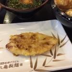 丸亀製麺 - 料理写真:レンコン天