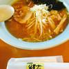 レストラン 鮮菜 - 料理写真:みそラーメン 700円