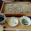 昭和屋 そば琳 - 料理写真:板そば