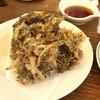 あまいか - 料理写真:もずくの天ぷら