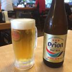 54760806 - オリオン瓶ビール500円