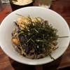 酢重正之 楽 - 料理写真:天ぷらそば