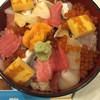 鮨処 雅 - 料理写真:ばらちらし1800円