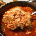 チャンチ - 豆腐ガッツリ