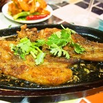 龍麺坊 - ラムスペアリブ