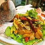 龍麺坊 - 真鯛のお刺身