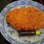 にぎりたて  - 牛肉コロッケ70円(税別)
