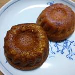 パティスリー クグラパン - パウンドケーキ キャラメル・ベリー