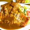 レストラン てんすい - 料理写真:ポークカツカレー 950円