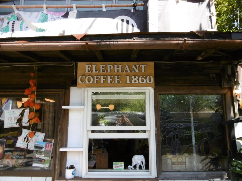 エレファント コーヒー
