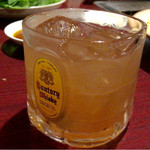 焼肉 丸忠 - 自家製梅酒