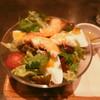 ブラッスリー・レカン・キャフェスペース - 料理写真:天使のえびのニース風サラダ
