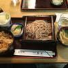春日 - 料理写真:もり半702円!!!