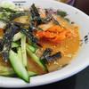 麺喰い メン太ジスタ - 料理写真:2016.8 旨辛冷麺(月替わりメニュー)