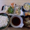 食堂 若竹 - 料理写真:天ぷら定食(並)