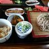 清流そば - 料理写真: