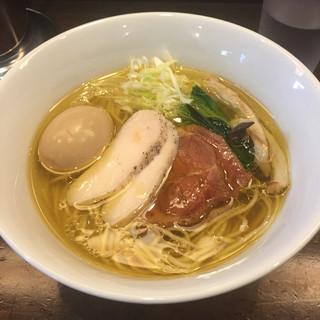 麺屋 龍壽 - 料理写真: