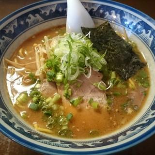 麺屋 創介 - 料理写真:味噌(850円)
