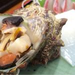 かにの山よし 旬鮮市場 - 料理写真:刺身定食より