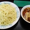 丸長 - 料理写真:丸長@つくば つけ麺 メンマ入り・大盛り