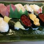 基原寿司 - 料理写真: