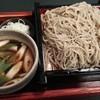 そば処元屋 - 料理写真:「鴨せいろ(大盛り)」¥1,400