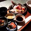 ○海 - 料理写真:旬鮮海鮮丼 上 3240円。こちらに茶碗蒸しが付きます。