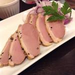串鳥のワイン酒場 TANTO - 料理写真:鴨ロース