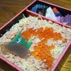 ニッポンの駅弁 - 料理写真:石狩鮭めし