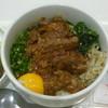 ぴょんぴょん舎オンマーキッチン - 料理写真:牛たたきカルビ丼 税抜き1000円