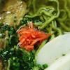 リトル沖縄 - 料理写真:サクナそば、ソーキ、かまぼこ、紅ショウガ、ネギ