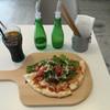 PIZZA 9丁目 - 料理写真:モーニングセット1⃣「サラダ」(500円)【平成28年8月11日撮影】