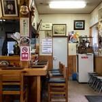 軍鶏ラーメン美幸 - 地元に根ざしたお店の雰囲気!