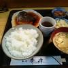 秀峰 - 料理写真:鯖煮付け定食
