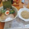 和風らーめん 金子 - 料理写真:サービスセットA 900円(和風らーめん+半炒飯)
