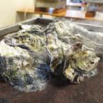 かき小屋フィーバー - 牡蠣の鉄板ガンガン焼き