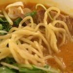 小洞天 - zoom up 麺は細め