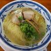鴫野食堂 - 料理写真:純情中華そば600円(税込)
