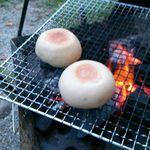 さるなしショップ - 料理写真:BBQの網のうえで、バッチリ!!